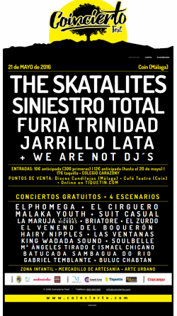 Coincierto Fest 2016