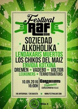 Festival RAF 2016