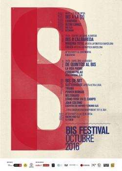 Bis Festival Octubre 2016