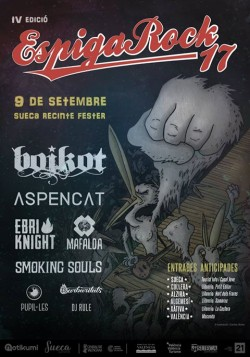 Espiga Rock 2017