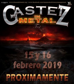 Gasteiz In Metal Fest 2019
