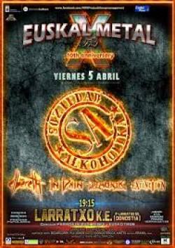 Euskal Metal Fest 2019